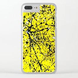 Santiago 4 Clear iPhone Case