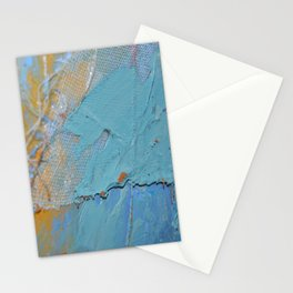 Passage through Nets Stationery Cards