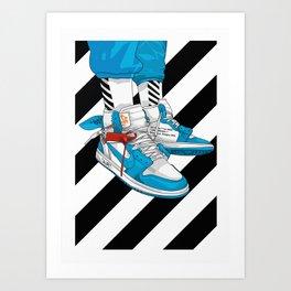 Jordan I Art Print