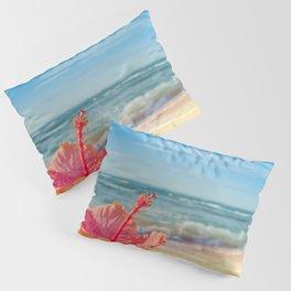 peace love and aloha Pillow Sham