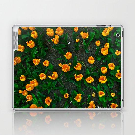 New York City Florals Laptop & iPad Skin