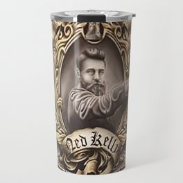 Ned Kelly (The Last Stand) Travel Mug