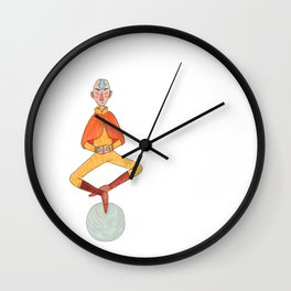 Aang Wall Clock