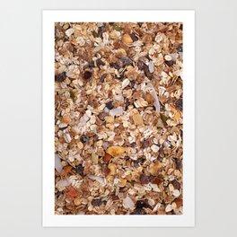 Muesli / Granola Art Print