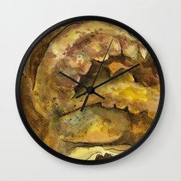 octopus I Wall Clock