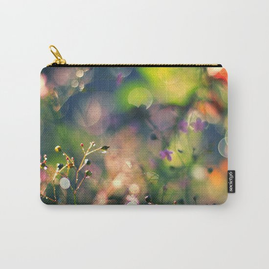 The Rainbow Forest I Carry-All Pouch