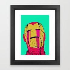 Smack! Framed Art Print