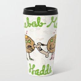 Kebab Mein Haddi Metal Travel Mug