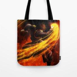 Roy Mustang Tote Bag