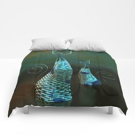 Cats III Comforters