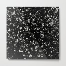 bubbles from outer space Metal Print