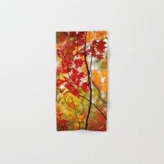 Autumn Bliss Hand & Bath Towel