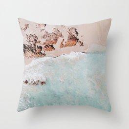 seashore ii / australia Throw Pillow
