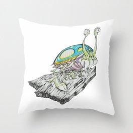 bug Throw Pillow