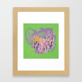 Millie Framed Art Print