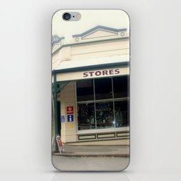 Walhalla - The Corner Stores iPhone Skin
