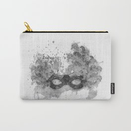 Masquerade Mask 2 Carry-All Pouch