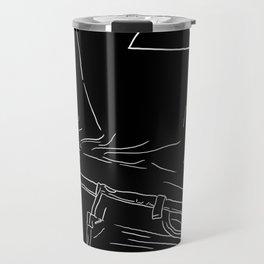 lay back Travel Mug
