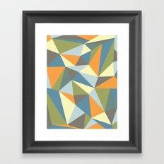 Nature Deconstructed Framed Art Print