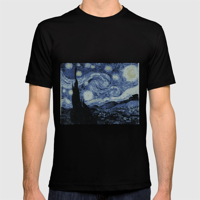 The Art Of Seeing T-shirt by mosriera