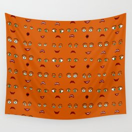 expressions find yourz Wall Tapestry