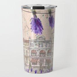 Provence France - my love  - Lavender and Summer Travel Mug
