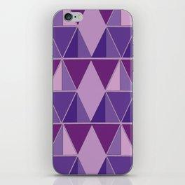 Purple Craze iPhone Skin