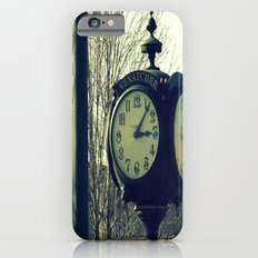 Clock iPhone 6s Slim Case