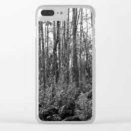 Until Time Ends Clear iPhone Case