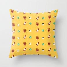 ChuChu Rocketto Throw Pillow