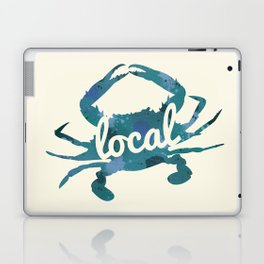 Maryland Blue Crab Local Laptop & iPad Skin