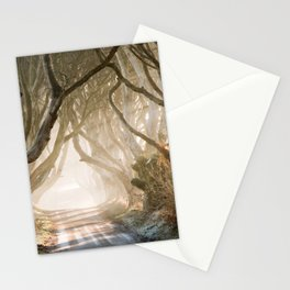 The Dark Hedges - GoT - Co. Antrim - Northen Ireland Stationery Cards