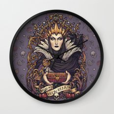 Bring me her heart Wall Clock