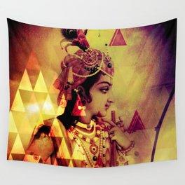 Radha Krishna- The Infinity Wall Tapestry