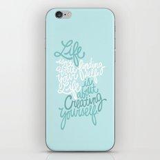George Bernard Shaw (Teal) iPhone & iPod Skin