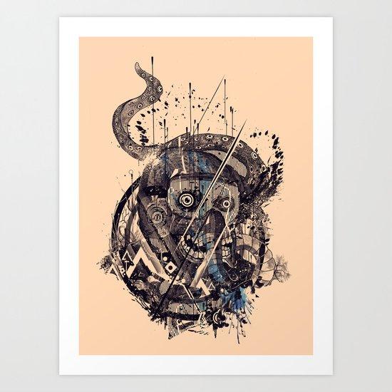 Mayday-Mayday-Mayday Art Print