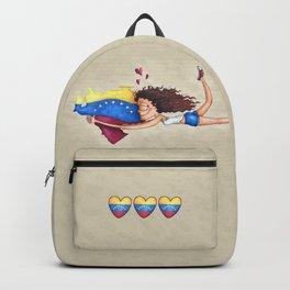 I love Venezuela Backpack
