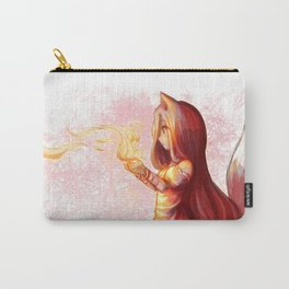 Fayth in Fire Carry-All Pouch