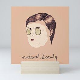 Natural Beauty Mini Art Print