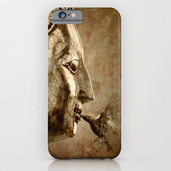 Buddha Kiss - vintage iPhone & iPod Case