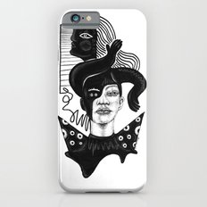 Evil on Your Mind 02 iPhone 6s Slim Case