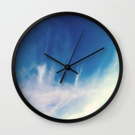 Melbourne Sky 20/06/2017 17:18:59 37.77/144.91 Wall Clock