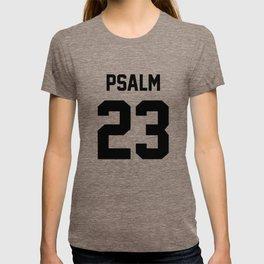Psalm 23 - A Psalm of David T-shirt
