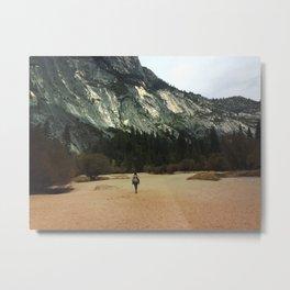 Hopeless Wanderer Metal Print