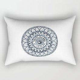 Try Slow Bro Rectangular Pillow
