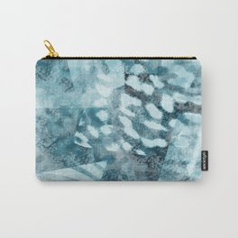 Blue safari Carry-All Pouch