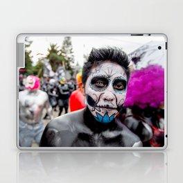 Blue eye Catrina Laptop & iPad Skin