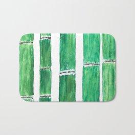 bamboos Bath Mat