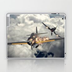 Watch your six! Laptop & iPad Skin