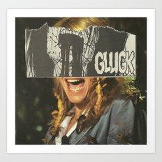 GLUGK Art Print